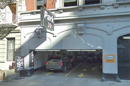 127 E 83 Street Parking for Women's Health & Wellness Upper East Side NYC